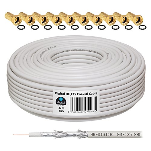 Best Cables Coaxial Front In 2020 | Reviews And Guide