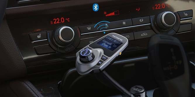 Best Fm Transmitters Bluetooth Car For 2020 | Reviews And Guide