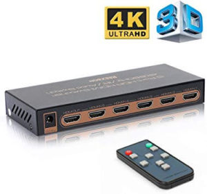 Hdmi Switch – Here Are The Top 2020 | Review & Guide