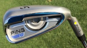 Ping G Irons Specs